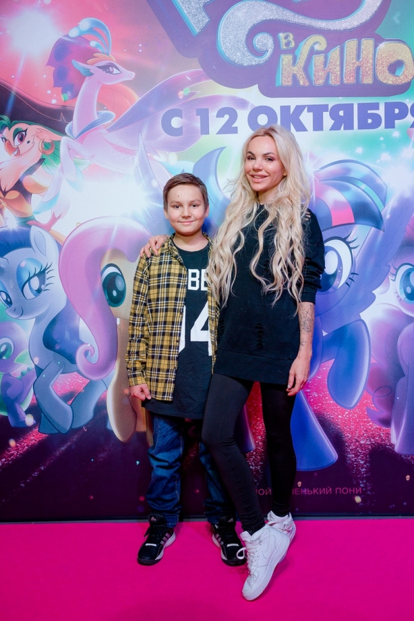 Премьера мультфильма «My Little Pony В Кино»