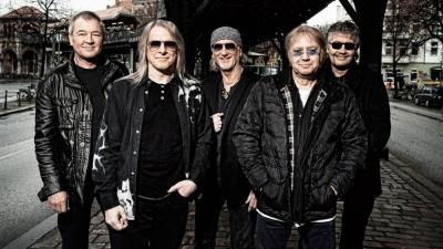 Солист Deep Purple пригласил Дмитрия Медведева на концерт в Кремле