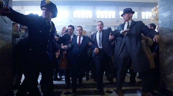 Рецензия на новый фильм Мартина Скорсезе «Ирландец»